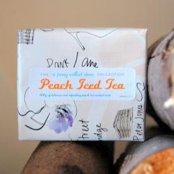 Peach Iced Tea - Handmade Scented Soap