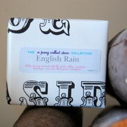 English Rain - Handmade Scented Soap